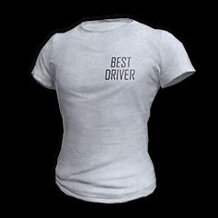 PUBG | ESPORTS DRIVER T-SHIRT