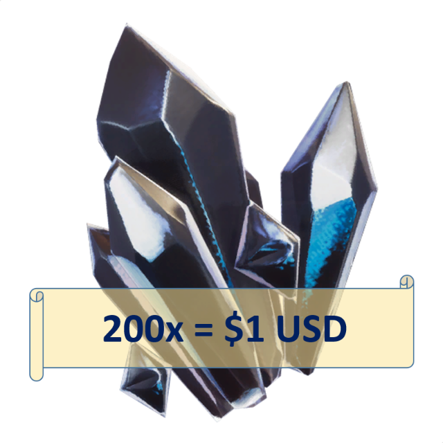 Shadowshard Crystal | 200x