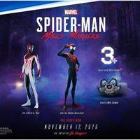 DLC NOT GAME Spider-Man Miles Morales DLC BONUS ITEMS