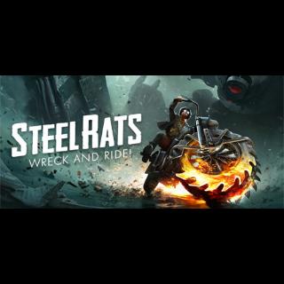Steel Rats Steam Key