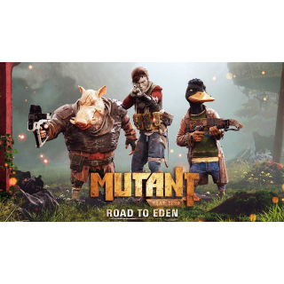 Mutant Year Zero: Road To Eden Global Steam Key