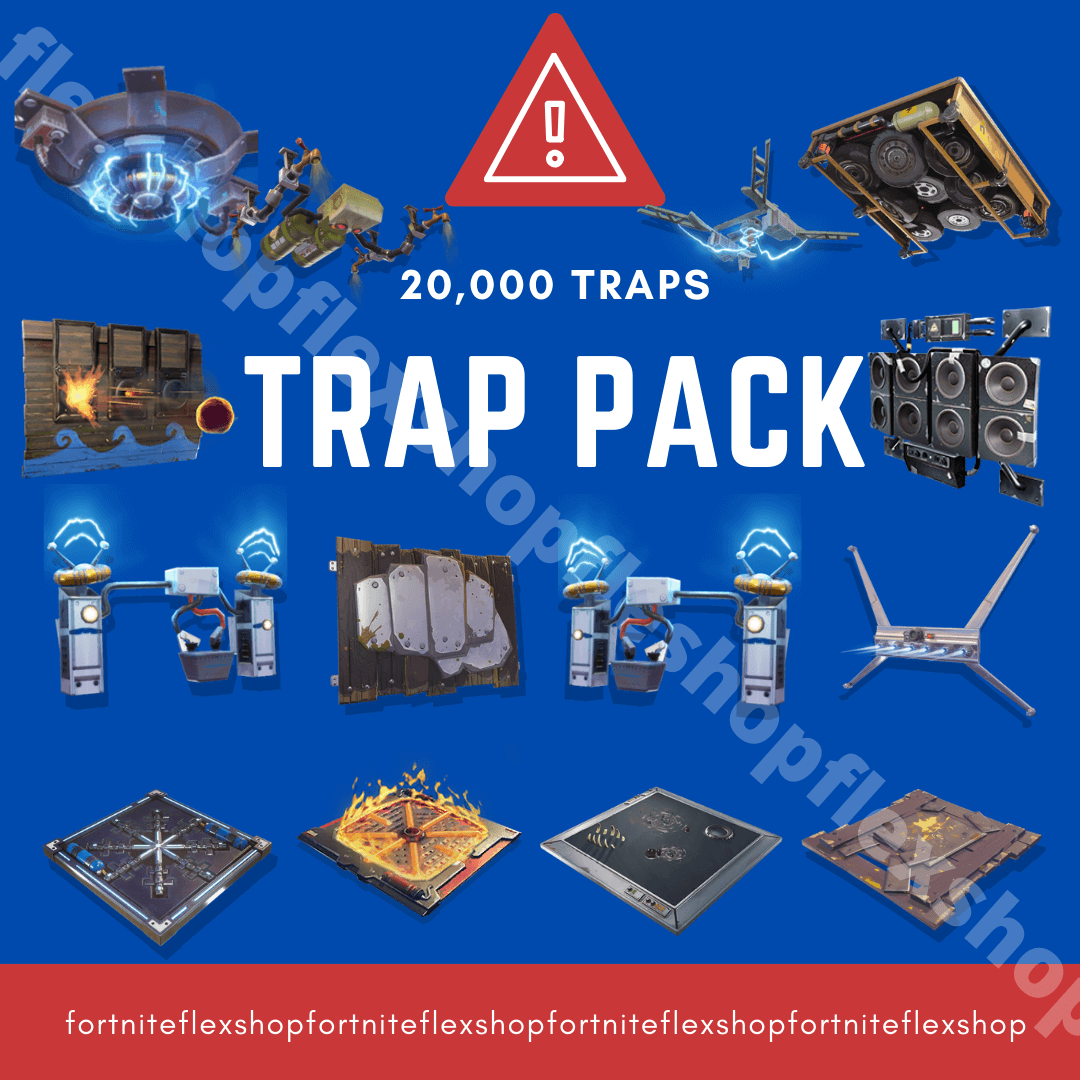 20k Trap Pack