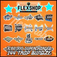Trap Pack 60000X