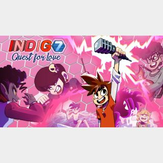 Indigo 7 Quest for love - Global - Full Game - XB1 Instant - 243T