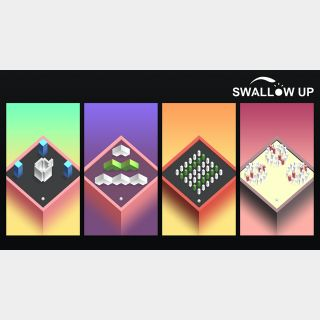 Swallow Up - Switch NA - Full Game - Instant - 34E