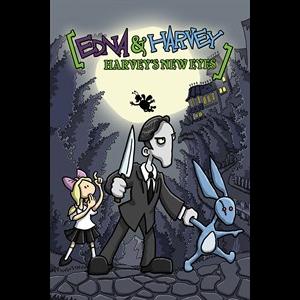 Edna & Harvey: Harvey's New Eyes - Full Game - XB1 Instant - CG19