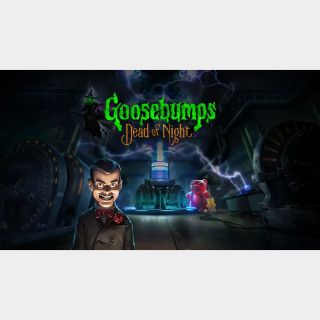 Goosebumps Dead of Night - Switch NA - Full Game - Instant - 110M