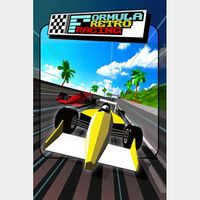 Formula Retro Racing - Full game - XB1 Instant - 137G