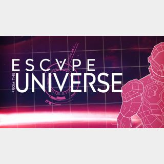 Escape from the Universe - Switch NA - Full Game - Instant - 78E