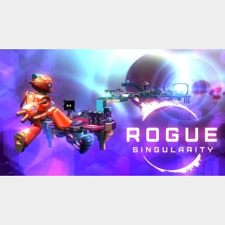 Rogue Singularity - Switch NA - Full Game - Instant - 3G