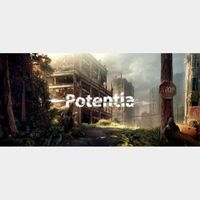 Potentia - Global - Full Game - Steam instant - 296F