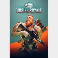 Cuisine Royale - God of Thunder - Full Game - XB1 Instant - 24T