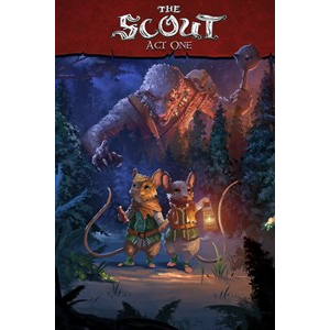 The Lost Legends of Redwall : The Scout - Full Game - XB1 Instant - 19C