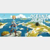Ocean's Heart - Global - Full Game - Steam instant - 289E
