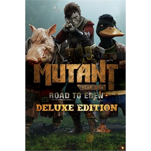 Mutant Year Zero: Road to Eden - Deluxe Edition - Full Game - XB1 Instant - CE25