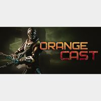 Orange Cast: Sci-Fi Space Action Game  - Global - Full Game - Steam Instant - 255E