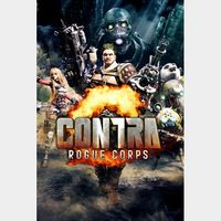 CONTRA: ROGUE CORPS - FULL GAME - XB1 Instant - 41L