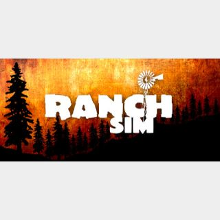 Ranch Simulator - The Realistic Multiplayer Agriculture Management Sandbox - Global - Full Game - Steam instant - 235J