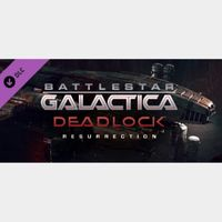 Battlestar Galactica Deadlock: Resurrection - DLC - Steam instant - 75F