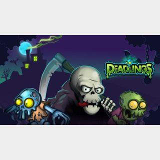 Deadlings - Switch NA - Full Game - Instant - 19H