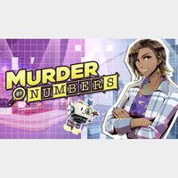 Murder by Numbers (Global) - Full Game - Steam Instant - 48Z
