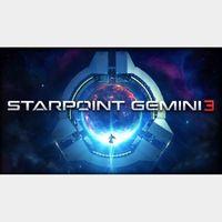 Starpoint Gemini 3 - Full Game - Steam Instant - 22J