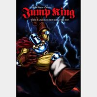 Jump King - Full Game - XB1 Instant - 140I