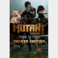 Mutant Year Zero: Road to Eden - Deluxe Edition - Full Game - XB1 Instant - 26E