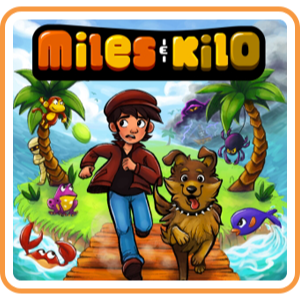 Miles & Kilo - 3DS EU - Full Game - Instant - 167A