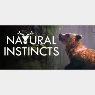 Natural Instincts (Playable Now) - Global - Full Game - Steam Instant - 203U