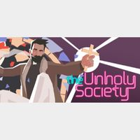 The Unholy Society - Full Game - Steam Instant - 68W