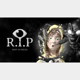 Rest in Pieces - Full Game - Switch NA - Instant - 21I