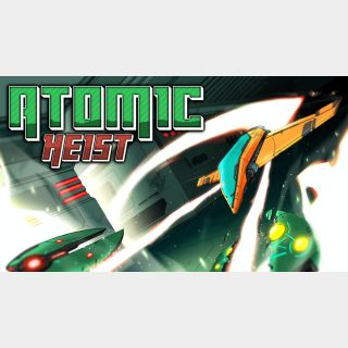 Atomic Heist - Switch NA - Full Game - Instant - 76H
