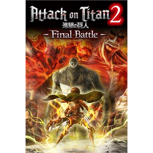 Attack on Titan 2: Final Battle - Full Game - XB1 Instant - CC14