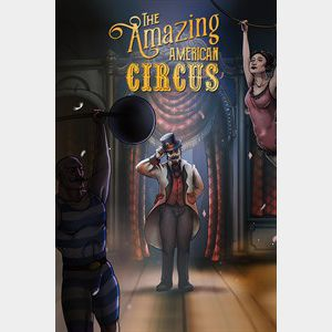The Amazing American Circus (Global) - Full Game - XB1 Instant - 298Y