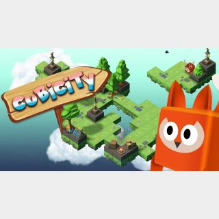Cubicity - Switch NA - Full Game - Instant - 165L
