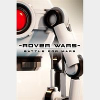 Rover Wars : Battle for Mars - Full Game - XB Series X/S/One Instant - 282F