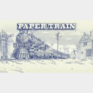 Paper Train - Full Game - Switch NA - Instant - 82J