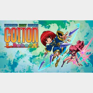 Cotton Reboot! (Playable Now) - Full Game - PS4 NA - 274U