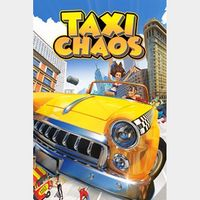 Taxi Chaos - Full Game - XB Series X/S/One Instant - 266G