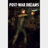 Post War Dreams - Full Game - XB1 Instant - 83L