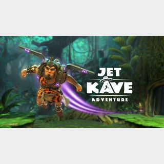 Jet Kave Adventure - Full Game - Switch NA - Instant - 28J