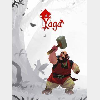 Yaga - Global - Full Game - Steam Instant - 271B