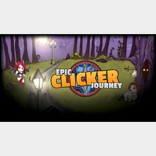 Epic Clicker Journey - Switch NA - Full Game - Instant - 56E