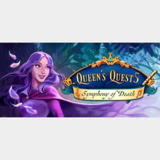 Queen's Quest 5: Symphony of Death (Global) - Full Game - Steam Instant - 87D