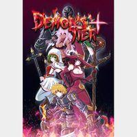 Demon's Tier+ - Full Game - XB1 Instant - 141I
