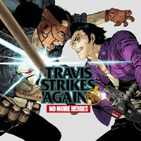 Travis Strikes Again: No More Heroes Complete Edition - PS4 EU - Full Game - Instant - 74N