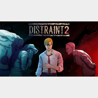 Distraint 2 - Switch NA - Full Game - Instant - 106L