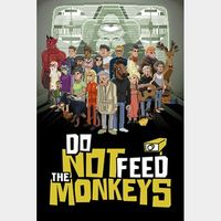 Do Not Feed the Monkeys - Full Game - Xbox Series X/S/One Instant - 177Z
