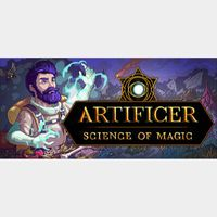 Artificer: Science of Magic - Global - Steam Instant - 116M